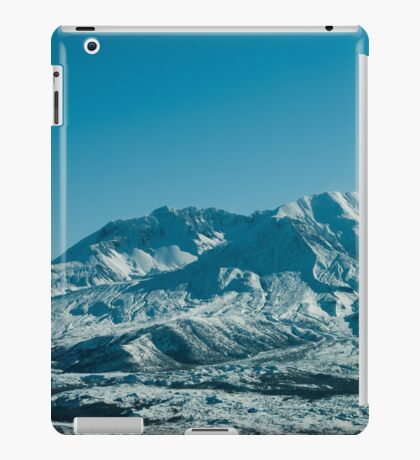 MT ST Helens iPad Case/Skin