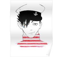 Captain Kuroo Poster