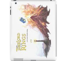 TimeLord of the Rings iPad Case/Skin