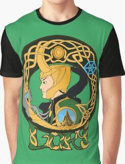 Loki Graphic T-Shirt