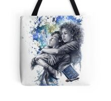 Time and Space Tote Bag