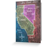 The Great Basin Greeting Card