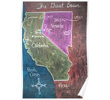The Great Basin Poster