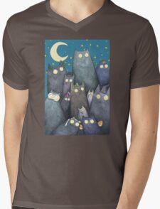 Lots of Cats Mens V-Neck T-Shirt