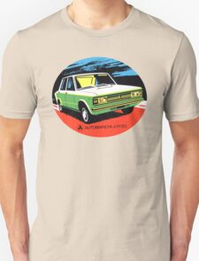 Vintage Car Autobianchi A 111 BS Decal  T-Shirt