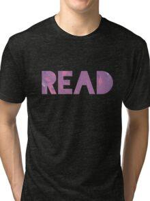 READ Tri-blend T-Shirt