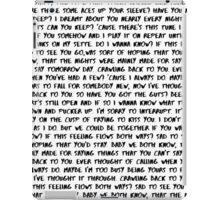 Do I Wanna Know - Arctic Monkeys  iPad Case/Skin