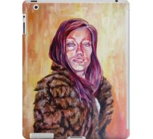 Lolo in Fur iPad Case/Skin