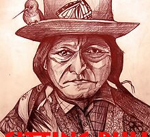 sitting bull the last one to surrender by john  garcia