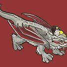 Dragon Rider by Muninn