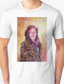 Lolo in Fur T-Shirt