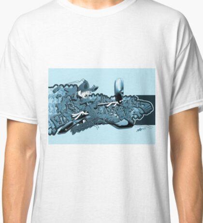 DJ freak out Classic T-Shirt