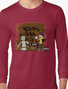 Rick & Morty - Get Schwifty! T-Shirt