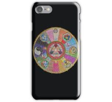 Pokemon Mandala iPhone Case/Skin