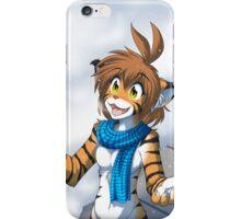 Snow Tiger iPhone Case/Skin
