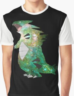 Tyranitar - Pokemon Graphic T-Shirt