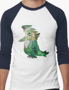 Tyranitar - Pokemon Men's Baseball ¾ T-Shirt