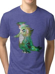 Tyranitar - Pokemon Tri-blend T-Shirt
