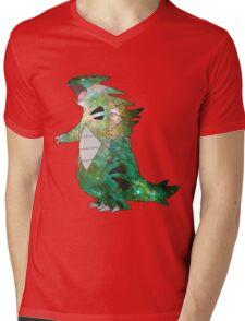 Tyranitar - Pokemon Mens V-Neck T-Shirt