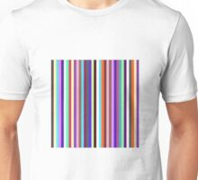 Ian's Stripey Red 2 Unisex T-Shirt