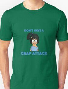Tina Belcher - crap attack T-Shirt