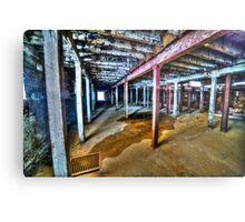 Dystopian factory #3 Metal Print