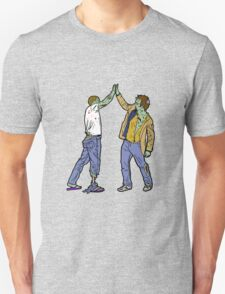 Zombies High-Five Too. T-Shirt