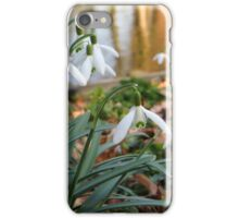 Snowdrop iPhone Case/Skin