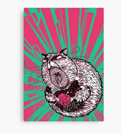 Hamster Lovin' Canvas Print