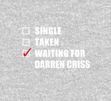 Waiting For Darren Criss Pullover