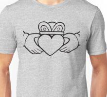Irish Claddagh Unisex T-Shirt