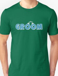 Funny groom text T-Shirt