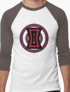 The Arrow of Their Love Men's Baseball ¾ T-Shirt