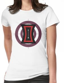 The Arrow of Their Love Womens Fitted T-Shirt