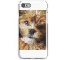 This is my puppy Chewie iPhone Case/Skin
