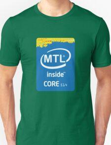 MTL inside T-Shirt