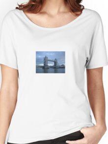 Tower Bridge Women's Relaxed Fit T-Shirt
