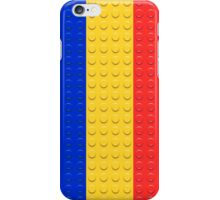 Lego Bricks Stripes iPhone Case/Skin