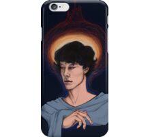 Sherlock-Mind Palace iPhone Case/Skin