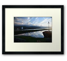 Blennerville Tralee County Kerry Ireland Framed Print