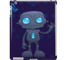 Waving Robot iPad Case/Skin