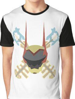 Terra | Keyblade Cross | Kingdom Hearts Graphic T-Shirt