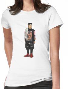 Kim Jong-un  Womens Fitted T-Shirt