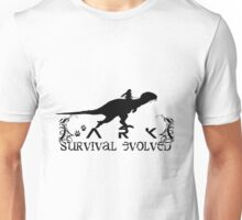 Ark Survival evolved -  Dino Rider Unisex T-Shirt