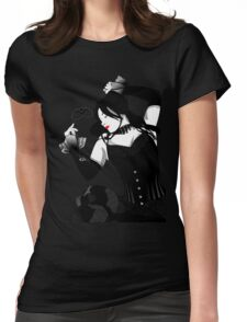 Unmasked Womens Fitted T-Shirt