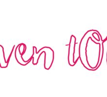 hEAven tOUch Sticker