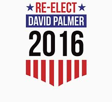Re-Elect David Palmer 2020 - Badge Unisex T-Shirt