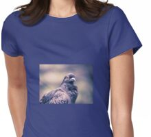 Pigeon  Womens Fitted T-Shirt
