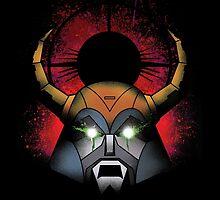 Unicron - The Chaos Bringer by Dave Brogden