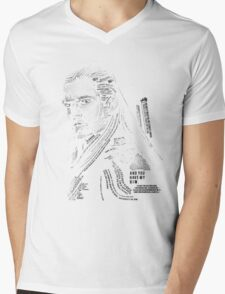 Legolas typography Mens V-Neck T-Shirt